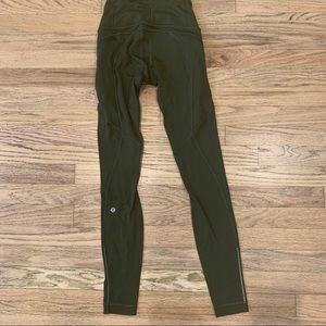 lululemon athletica Pants - Lululemon fleece lined leggings